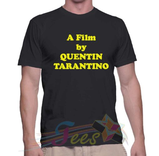 Best T Shirt A Film By Quentino Unisex On Sale