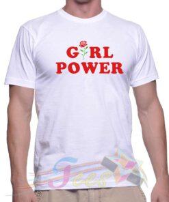Best T Shirt Girl Power Unisex On Sale