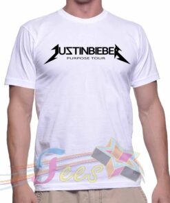 Best T Shirt Justin Biber Purpose Tour Unisex On Sale