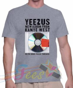 Best T Shirt Kanye West's Sixth Unisex On Sale