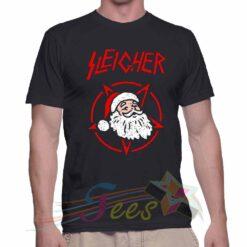 Best T Shirt Santa Sleigher Unisex On Sale