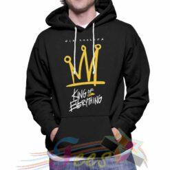Custom Wiz Khalifa King Of Everything Pullover Hoodie