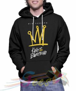 Custom Wiz Khalifa King Of Everything Pullover Hoodie