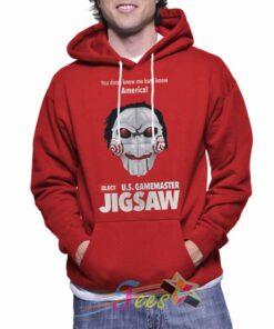 Custom Jigsaw Pullover Hoodie