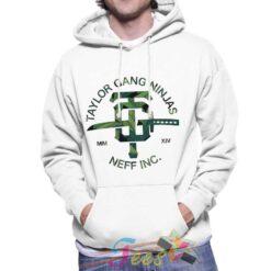 Custom Taylor Gang Ninjas Pullover Hoodie