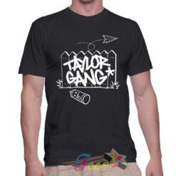 Best T Shirt Taylor Gang Unisex On Sale
