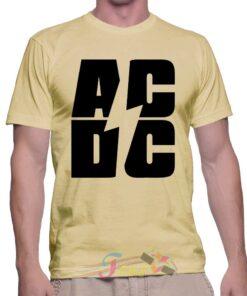 Best T Shirt ACDC Rock Punk Music Unisex On Sale