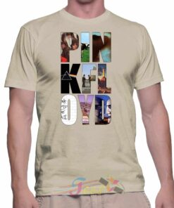 Best T Shirt Pink Floyd Album Music Unisex On Sale