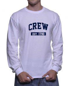 Cheap Graphic Crew Est 1790 Sweatshirt