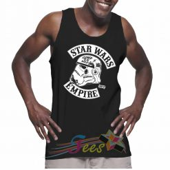 Cheap Graphic Tank Top Star Wars Cloned