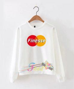 Cheap Graphic Finesse Sweatshirt