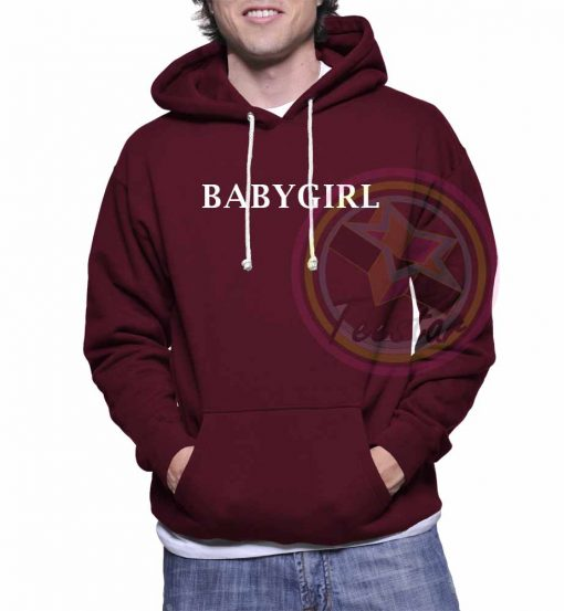 Cheap Graphic Baby Girl Pullover Hoodie