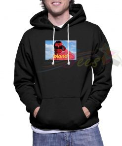 Cheap Graphic Frank Ocean Blonde Pullover Hoodie