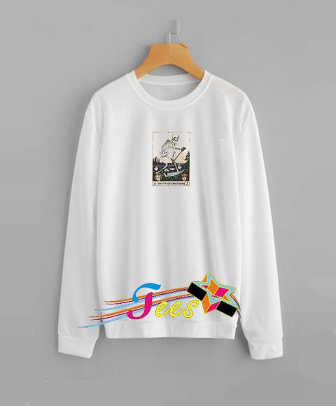 Death Of Emotions Sweatshirt