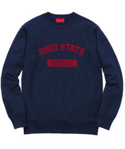 Ohio State Wrestling Sweatshirt