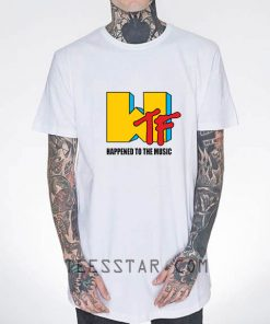 WTF Happened To The Music T-Shirt