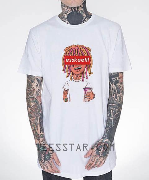 Lil Pump Esskeetit T Shirt