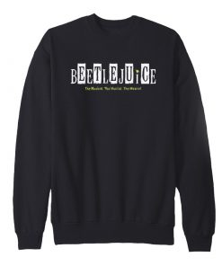 Beetlejuice Original Sweatshirt