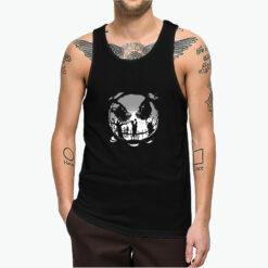 Cero Miedo Pentagon Dark Lucha Tank Top