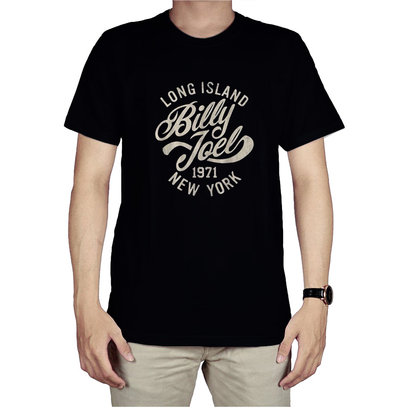 Billy Joel Special Order Long Island Juniors T-Shirt