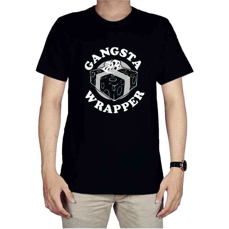 Gangsta Wrapper T-Shirt