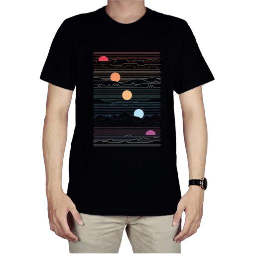 Many Lands Under One Sun T-Shirt