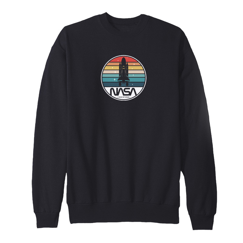 Cheap Custom Nasa Sweatshirt