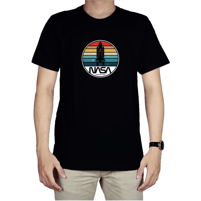 Cheap Custom Nasa T-Shirt