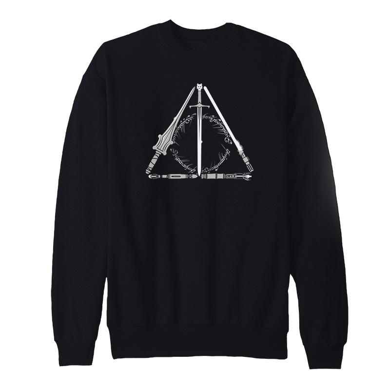 Nerdy Hallows Sweatshirt