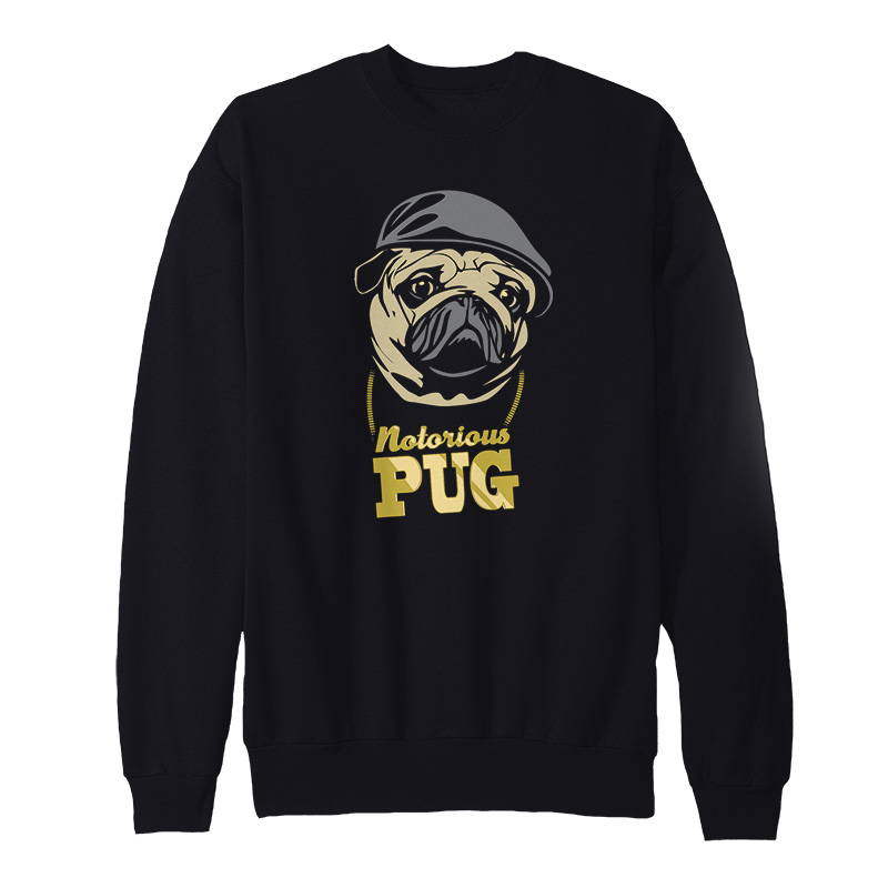Notorious PUG Sweatshirt