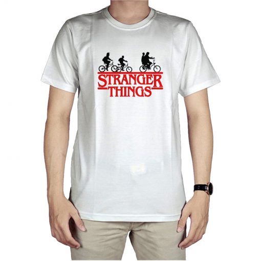 Stranger Things Slim Fit T-Shirt