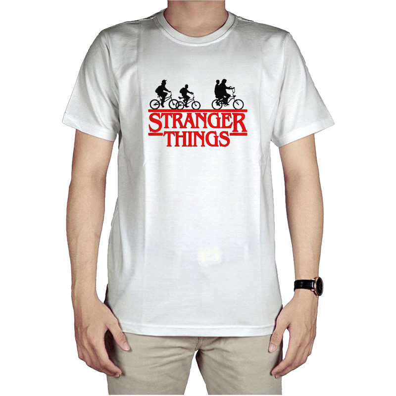 Strangger Things Slim Fit T-Shirt