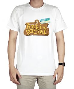 Animal Crossing Anti Social T-Shirt