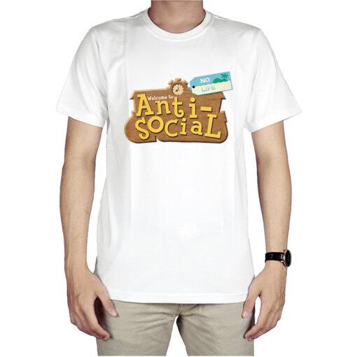 Animal Crossing Anti Social T-Shirt