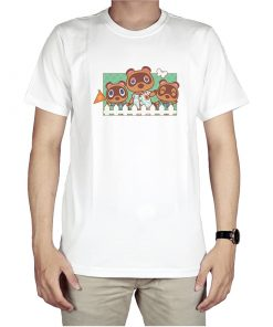 Animal Crossing Nook Family T-Shirt