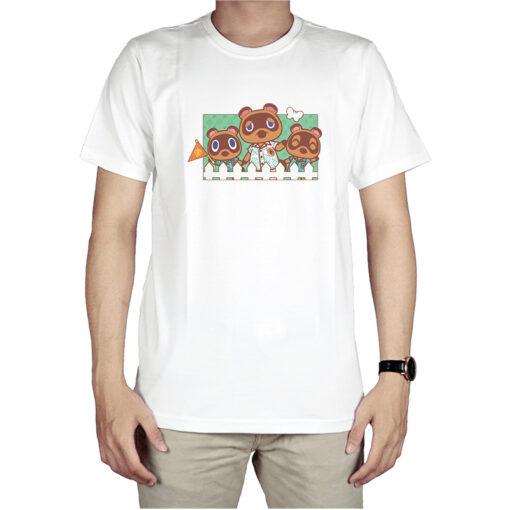 Animal Crossing Nook Family T-Shirt
