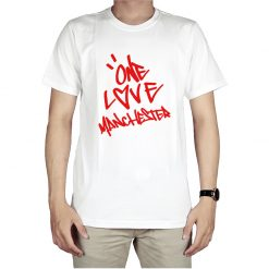 Ariana Grande One Love Manchester T-Shirt