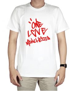 Ariana Grande One Love Manchester T-Shirt