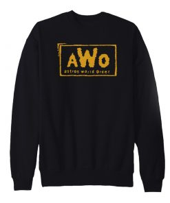 Astros World Order Parody Sweatshirt