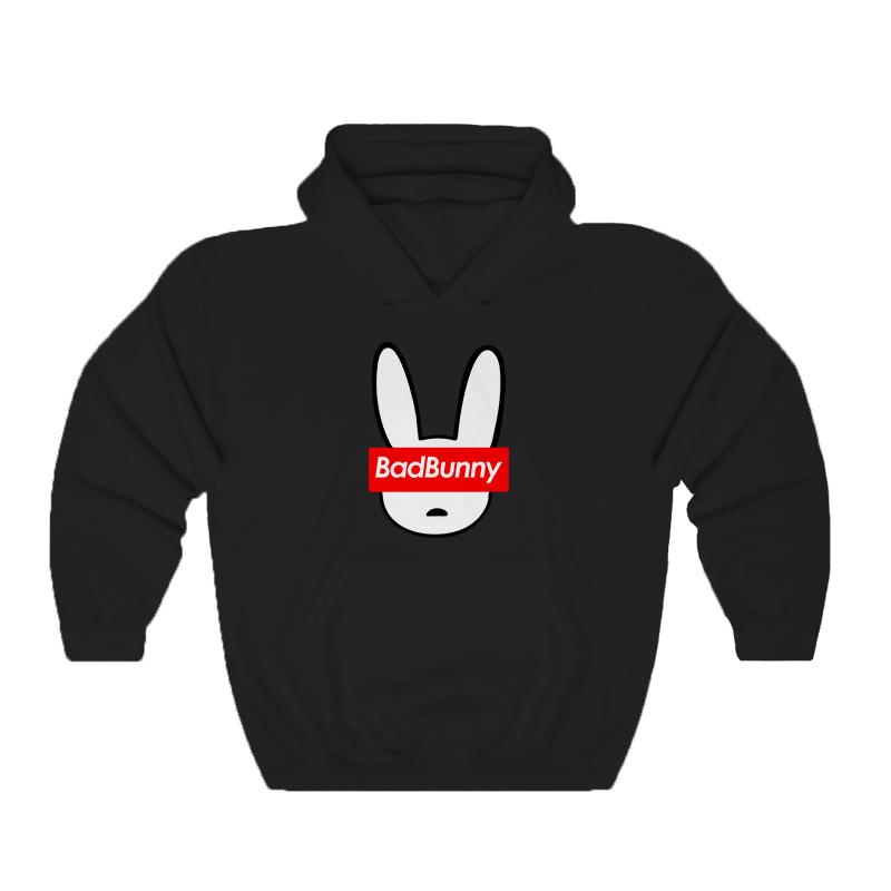 Bad Bunny Hoodie - Home