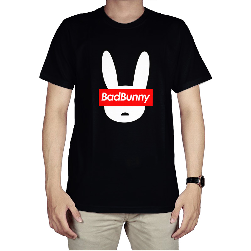 Bad Bunny T Shirt - Home