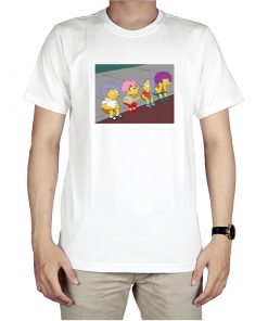 Bart On The Road T-Shirt