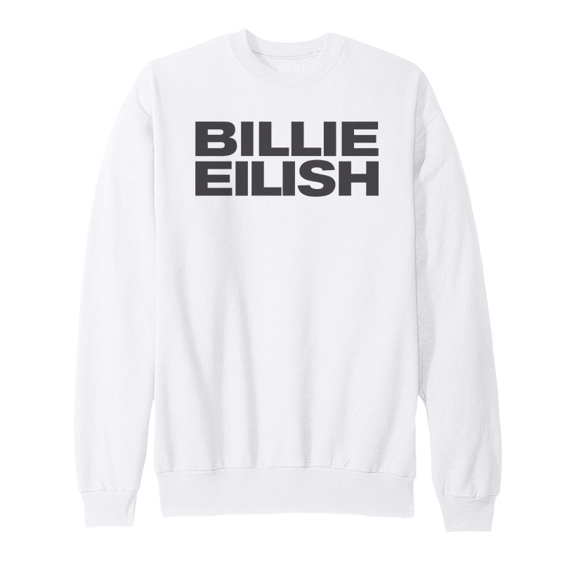 Billie Eilish Sweatshirt - Home