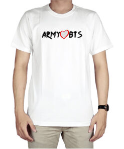 ARMY Loves BTS T-Shirt