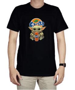 Baby Yoda Hug Fanta T-Shirt