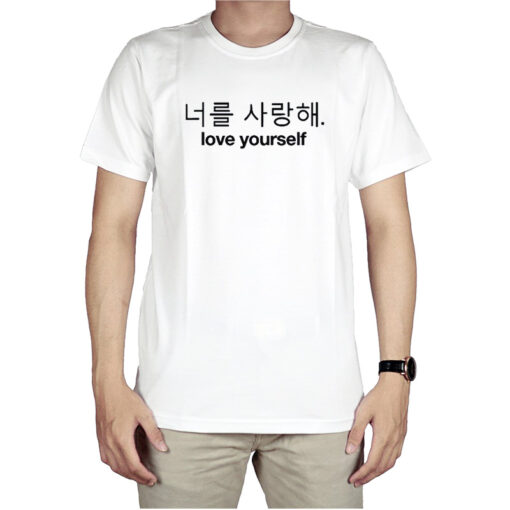 BTS Love Yourself T-Shirt
