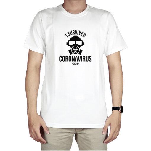 I Survived The Coronavirus 2020 T-Shirt