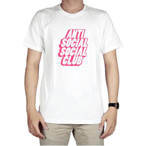 Anti Social Social Club Blocked T-Shirt