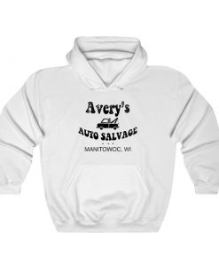 Avery's Auto Salvage Hoodie