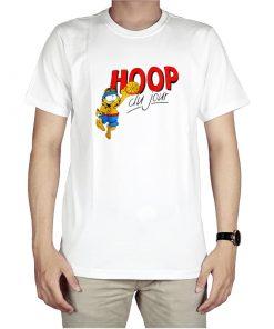Vintage Garfield HOOP DU JOUR 90s T-Shirt